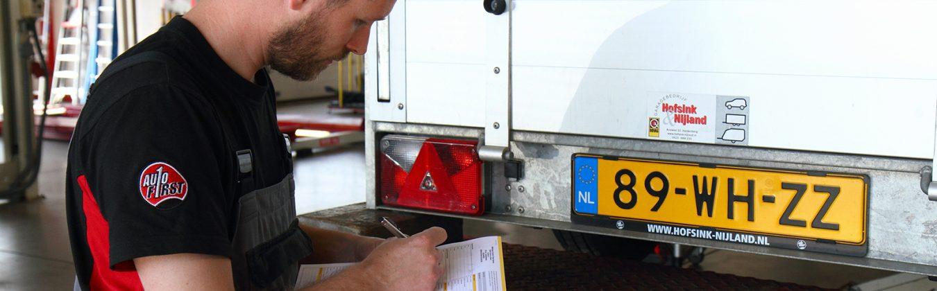 Keuring Caravans en Campers
